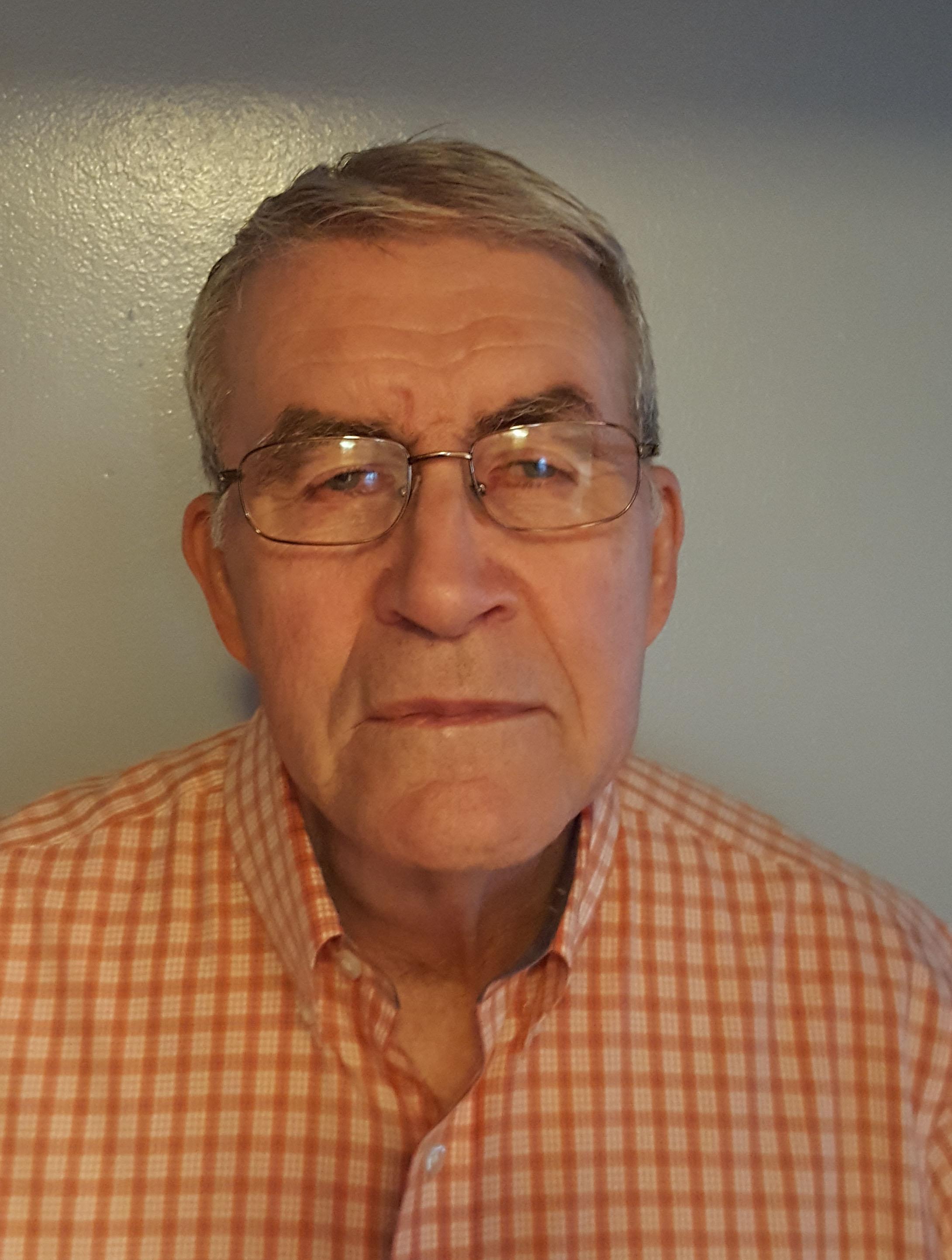 Jerry Walker, District 3 VP
