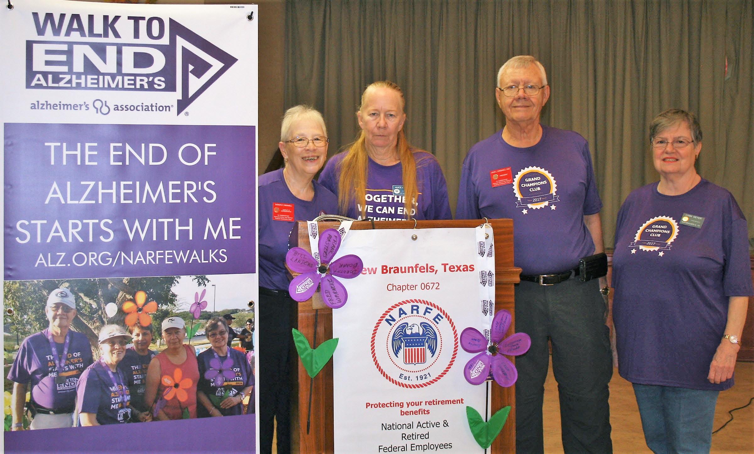 Alzheimer's Walk P3