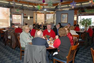 December Luncheon 2009