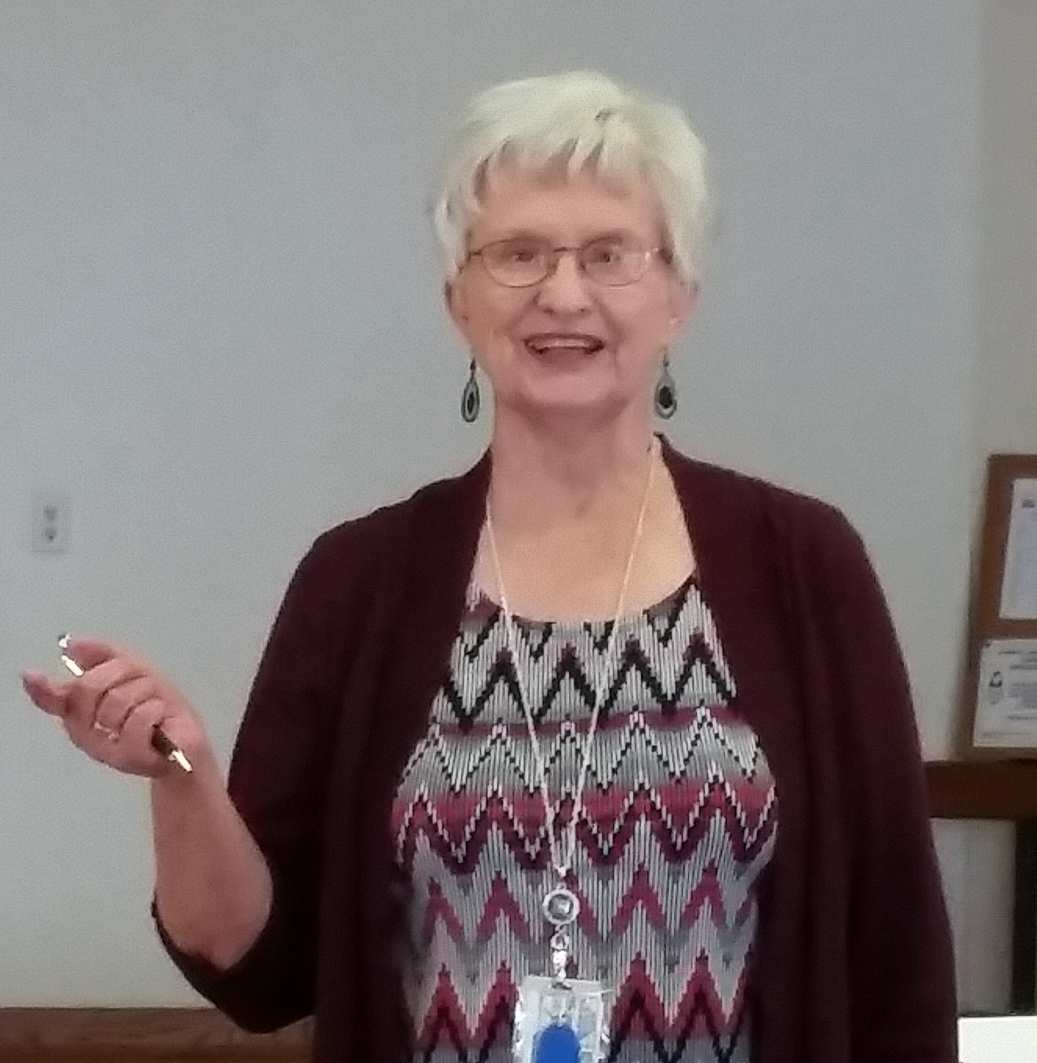 Nov Speaker Gloria Lee from Florida Blue