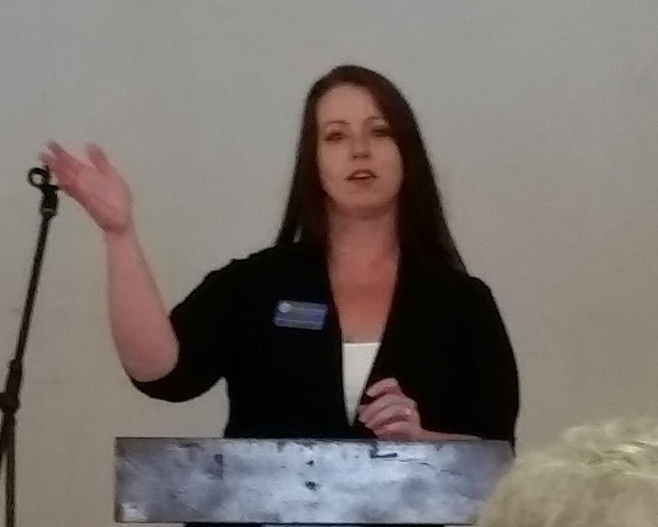 Rhonda Robinson, Coordinator UWF Leisure Learning