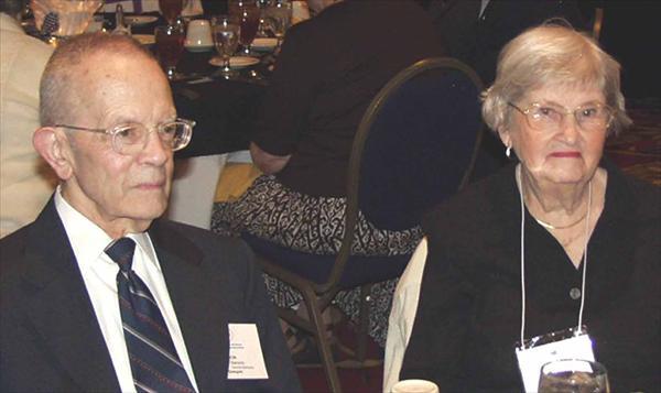 Don Starsinic & Helen Bradley