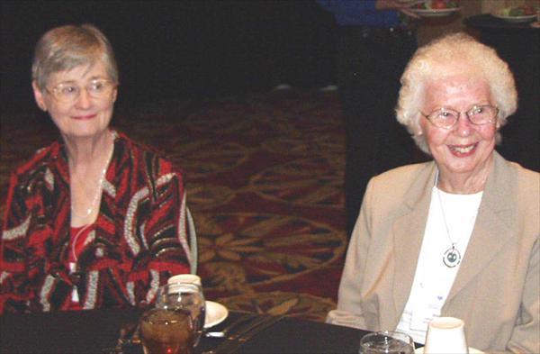 Margaret Starsinic & Debbie Rosewell