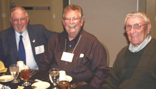 Henry Duncan, Steve Howerton, Glenn McNabb