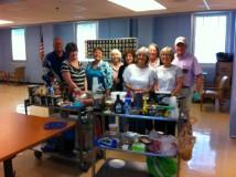 Ch 97 hosts Ice Cream Social at VA Hospital