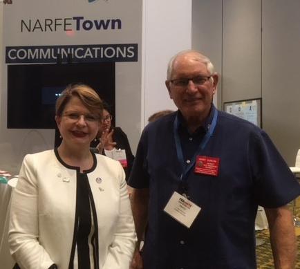 Barbara Sido & Henry Duncan at FEDcon18