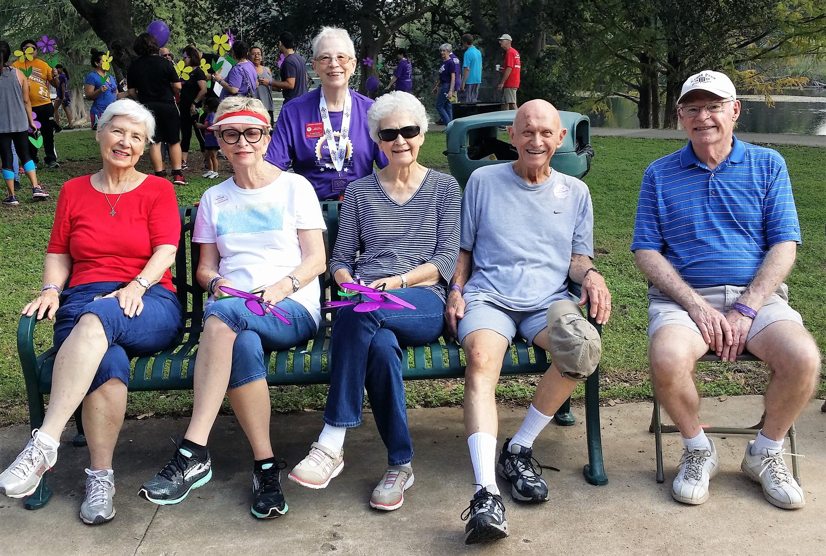 Alzheimer's Walk P2